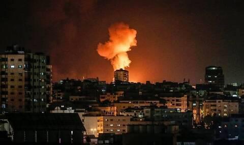Μεσανατολικό: Ισραηλινά πλήγματα στη Λωρίδα της Γάζας σε αντίποινα στα… εκρηκτικά μπαλόνια