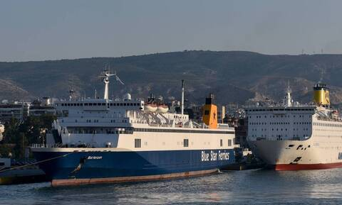Έκρηξη στο Blue Horizon: Από διαρροή ατμού η έκρηξη στο πλοίο - Τέσσερις τραυματίες