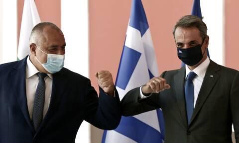 Υπέγραψαν Ελλάδα-Βουλγαρία για το φυσικό αέριο - Μητσοτάκης: Ενεργειακός κόμβος η Αλεξανδρούπολη