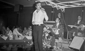 Умер легендарный греческий певец Яннис Пулопулос