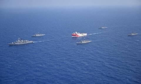 Απομονωμένη η Τουρκία: Κομισιόν και Γερμανία στηρίζουν Ελλάδα ενάντια στις παράνομες Navtex