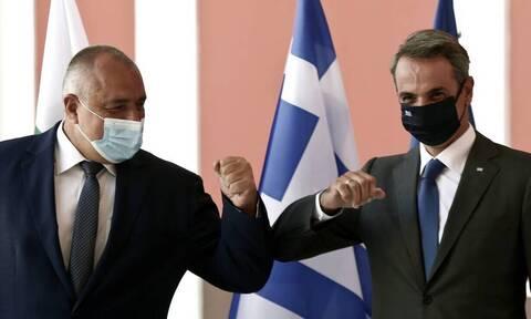 Греция и Болгария подписали соглашение о строительстве терминала СПГ