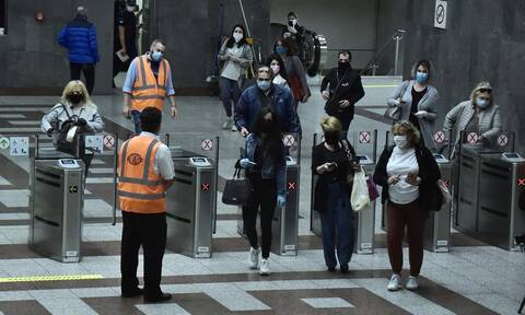 Κορονοϊός - ΜΜΜ: Αλλαγές στα δρομολόγια - Πόσο συχνά θα διέρχονται οι συρμοί σε Μετρό και Ηλεκτρικό