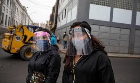 Περού: Πάνω από 600.000 κρουσμάτων από τον κορονοϊό - Σχεδόν 28.000 οι νεκροί