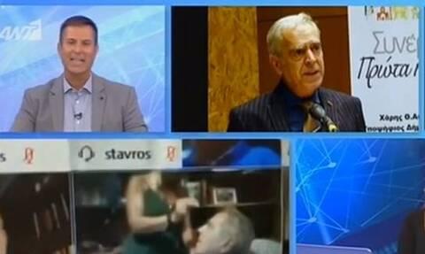 Τι είπε ο Αντιδήμαρχος Θεσαλονίκης για το live... ξεμάτιασμα που έγινε viral - «Δεν κρύβομαι» (vid)