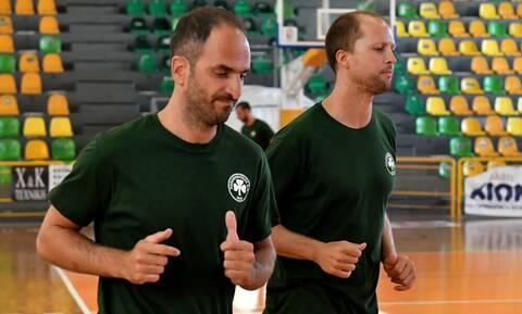Γιώργος Στεφάνου στο Onsports: «Αξέχαστο το πρώτο μου πρωτάθλημα με τον Παναθηναϊκό»!