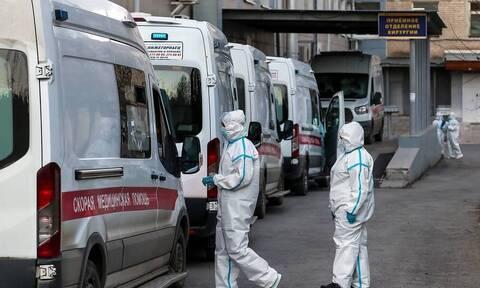 В России за сутки выявили 4 696 заразившихся коронавирусом