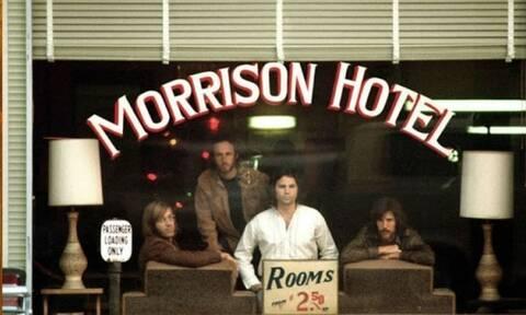Για τα 50ά γενέθλια, επανέκδοση του «Morrison Hotel» των Doors