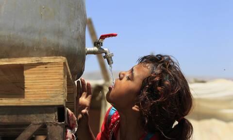 Η Τουρκία εργαλειοποιεί ακόμη και το νερό: Ο εκβιασμός στους διψασμένους Σύρους