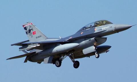 «Εισβολή» τουρκικών μαχητικών στο Αιγαίο – Στο… κυνήγι τους οι Έλληνες πιλότοι