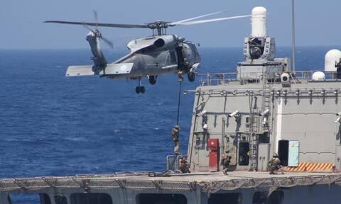 Ένοπλες Δυνάμεις: «Κατάπιαν» τη NAVTEX των Τούρκων! Έτσι απαντούν Ναυτικό και Αεροπορία