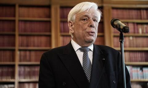 Ηχηρή παρέμβαση Παυλόπουλου: ΕΕ και η Διεθνής Κοινότητα παραμένουν απαθείς στις τουρκικές προκλήσεις