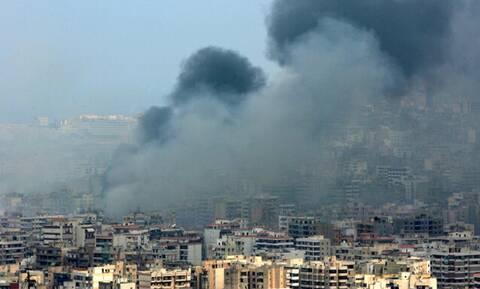 Ισραήλ: Αεροπορικοί βομβαρδισμοί εναντίον θέσεων της Χεζμπολάχ στον Λίβανο