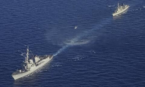 «Ασπίδα» Ελλάδας, Κύπρου, Γαλλίας και Ιταλίας στην Ανατολική Μεσόγειο - Μήνυμα στην Άγκυρα