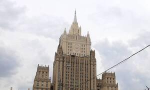 МИД РФ назвал оскорбительным обвинение в сокрытии правды о возможном отравлении Навального