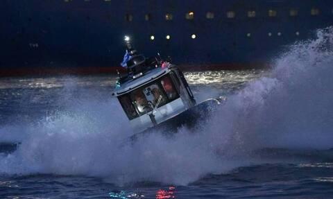 У берегов греческого острова Халки спасены 96 человек