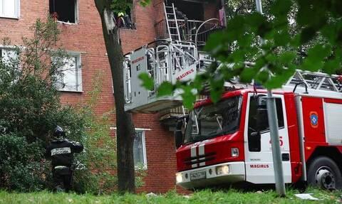 Взрыв произошел в жилом доме на улице Кубинка в Москве