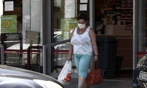 Κορονοϊός: Παραβάσεις καταστημάτων - ιδιωτικών επιχειρήσεων και 362 για μη χρήση μάσκας