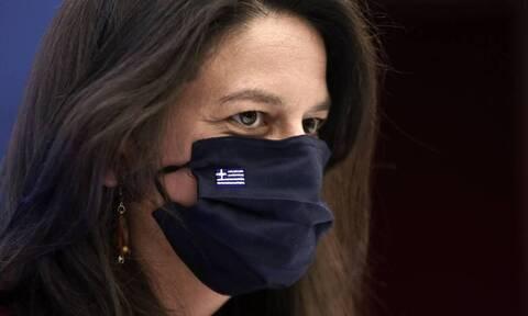 Κεραμέως: Δεν νοείται κανείς στο σχολείο χωρίς μάσκα! (vid)