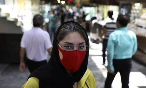 Ιράν- κορονοϊός: Ξεπέρασαν τις 21.000 οι νεκροί