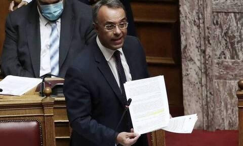 Σταϊκούρας: Νέα παράταση στις φορολογικές υποχρεώσεις λόγω κορονοϊου