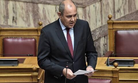 Κορονοϊός: Σε καραντίνα ο υφυπουργός Παιδείας, Βασίλης Διγαλάκης