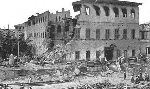Σαν σήμερα το 1896 λαμβάνει χώρα ίσως ο πιο σύντομος πόλεμος στην ιστορία της ανθρωπότητας