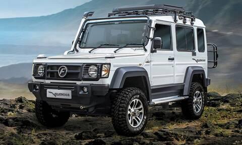 Το Force Motors Gurkha θέλει να είναι η ινδική Mercedes G-Class
