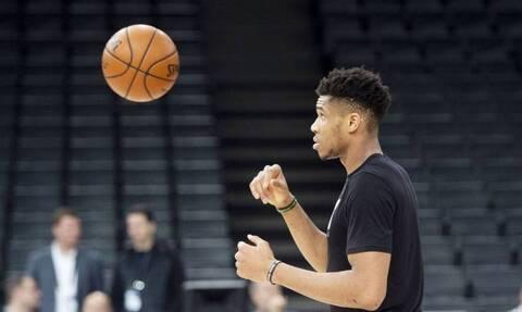NBA: Επαναστάτησαν οι Μπακς του Αντετοκούνμπο για την αστυνομική βία - Ματαιώθηκαν οι αγώνες