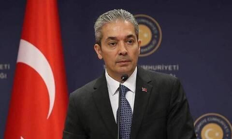 Τουρκικό ΥΠΕΞ: Η Γαλλία ενθαρρύνει επικίνδυνα Ελλάδα και Κύπρο που ευθύνονται για την ένταση