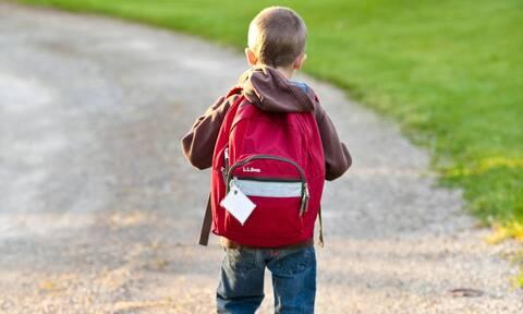 Σχολική φοβία: Πώς μπορείτε να την αντιμετωπίσετε