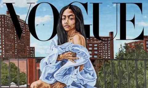 Δύο Αφροαμερικανοί καλλιτέχνες για το εξώφυλλο του τεύχους Σεπτεμβρίου του Vogue