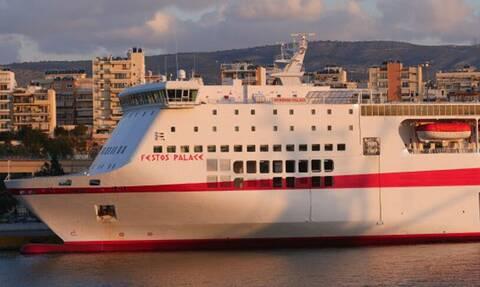 Κρήτη: Επιβάτης «ανάγκασε» το πλοίο να επιστρέψει στο λιμάνι