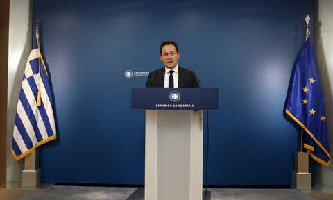 Petsas: The prime minister raised to US President the issue of Turkey's destabilising actions