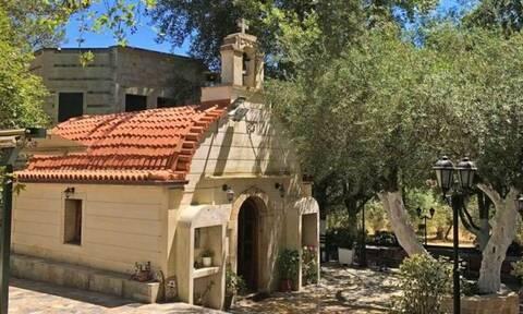 Ο Άγιος Φανούριος στην Κρήτη με τα ξακουστά θαύματα! (vid)