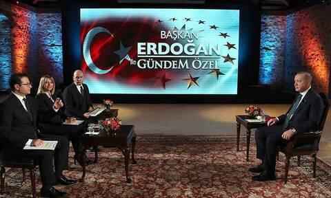 Ο Ερντογάν είναι ο μοναδικός που κάνει έρευνες σε όλη την Μεσόγειο και δεν τρέχει «κάστανο»