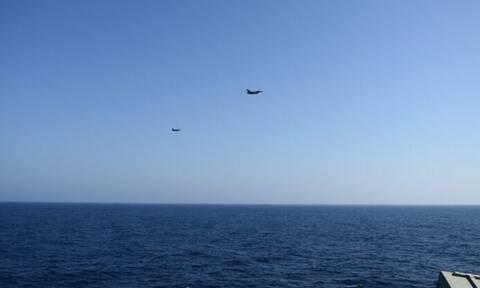 Νέα ήττα για τους Τούρκους: Οκτώ ελληνικά F-16 στην Κύπρο - Ακόμα τους ψάχνουν τα τουρκικά ραντάρ