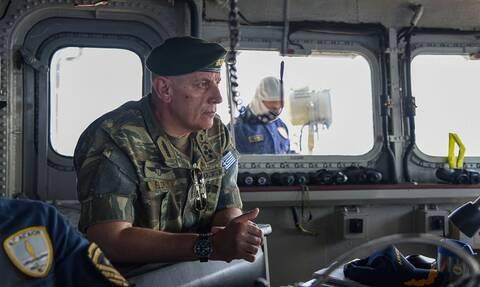 Το «χουνέρι» του Στρατηγού Φλώρου στην Τουρκία: Η κίνηση - ματ του Αρχηγού ΓΕΕΘΑ