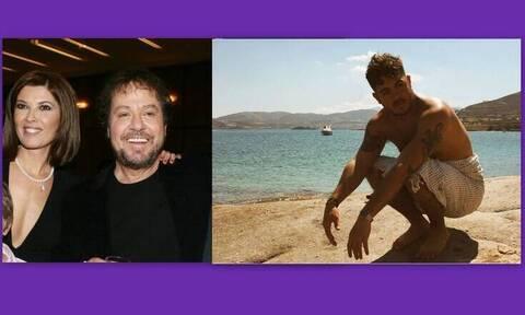 Γιάννης Πάριος: Ξέγνοιαστες στιγμές στην Πάρο με τον γιο του, Μιχαήλ! (Pics)
