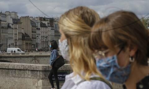 Κορονοϊός - Γαλλία: Νέο υψηλό ημερήσιων κρουσμάτων - Πάνω από 6.000 τις τελευταίες 24 ώρες