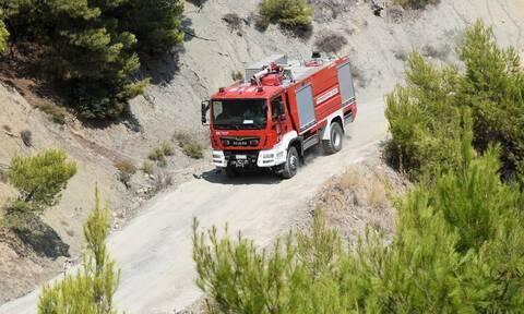Θεσσαλονίκη: Βρέθηκε ο μοτοσικλετιστής που είχε χαθεί στον Χορτιάτη