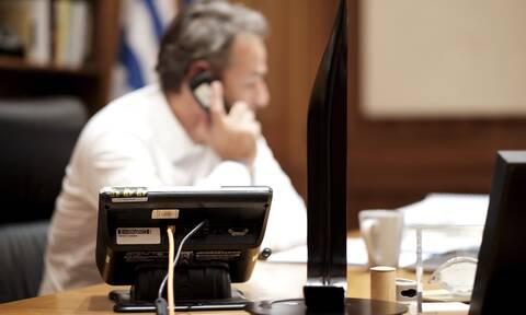 Θρίλερ στην Ανατολική Μεσόγειο: NAVTEX, παρέμβαση Τραμπ και νέο τηλεφώνημα Μέρκελ