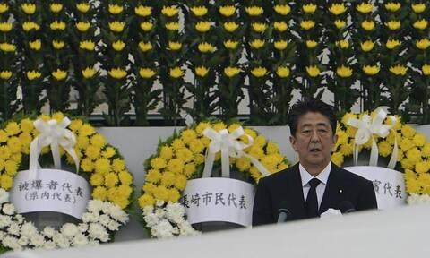 Σίνζο Άμπε: Παραιτείται ο πρωθυπουργός της Ιαπωνίας