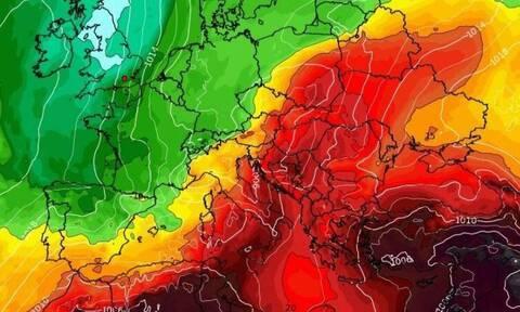 Καιρός: Καρέ καρέ ο μίνι καύσωνας και η τάση για τις πρώτες μέρες του Σεπτέμβρη (Photos)