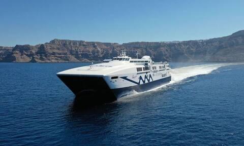 SEAJETS: Έναρξη Δρομολογίων Power Jet Το νέο ταχύπλοο του στόλου της Seajets