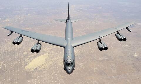 Αμερικανικό αεροσκάφος B52 στους ελληνικούς ουρανούς - Θα πετάξει πάνω από την Αθήνα