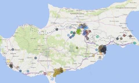 Κορονοϊός στην Κύπρο: H πορεία του ιού μέχρι τις 25 Αυγούστου