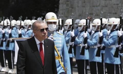 Bloomberg: Πώς αποτυπώνεται στον παγκόσμιο χάρτη ο στρατιωτικός ιμπεριαλισμός της Τουρκίας