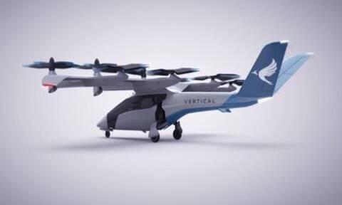 Αυτά είναι τα ιπτάμενα ταξί του μέλλοντος