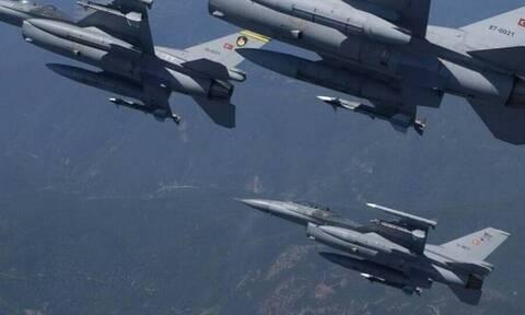 Εντυπωσιακές εικόνες από την τετραμερή αεροναυτική άσκηση Κύπρου, Ελλάδας, Γαλλίας και Ιταλίας (vid)